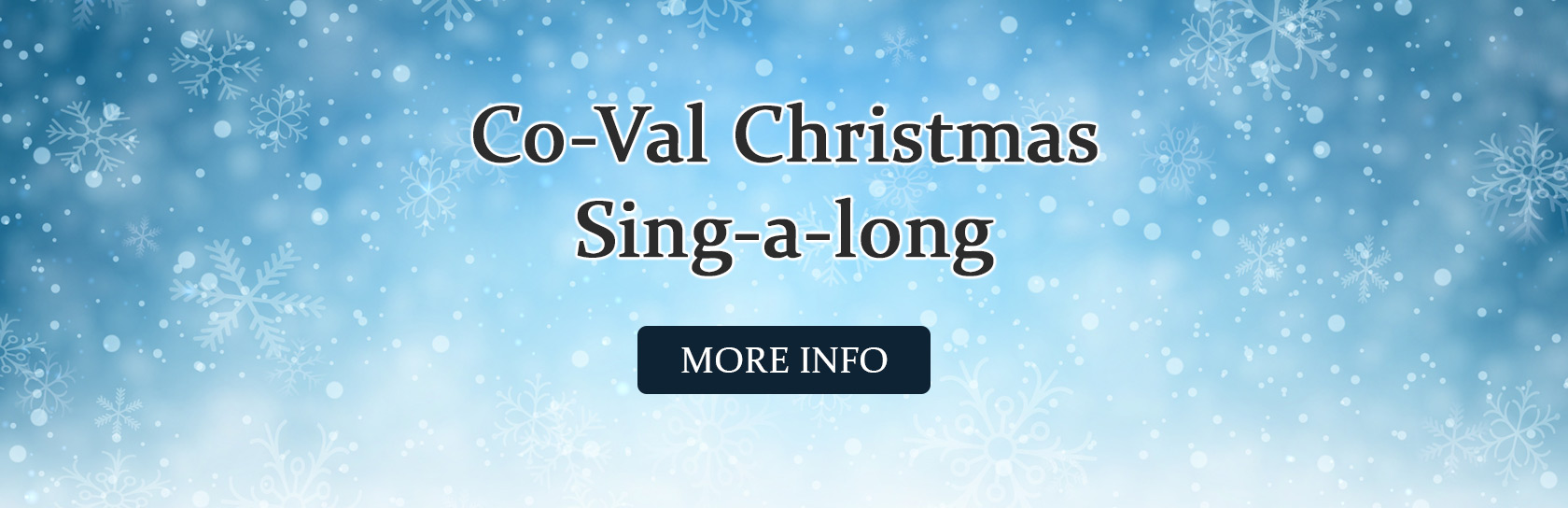 Christmas Sing a long CoVal